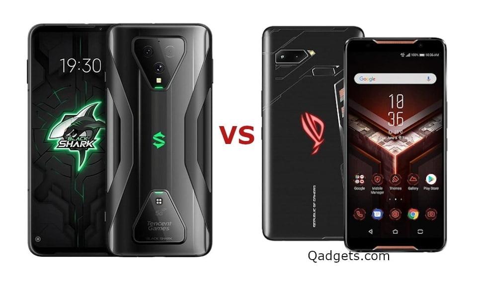 Xiaomi Black Shark vs Asus ROG Phone