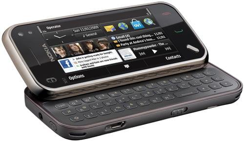 Nokia N97 Mini - Symbian series60 OS