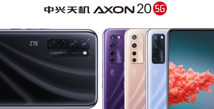 ZTE Axon 20 5G 2